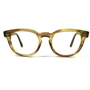 Dolce & Gabbana Clear Yellow Brown Tortoise Glasse